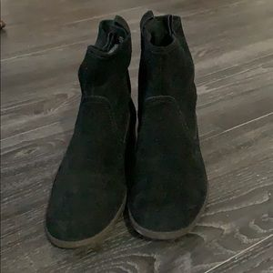 Dockers - womens ankle boots-8M